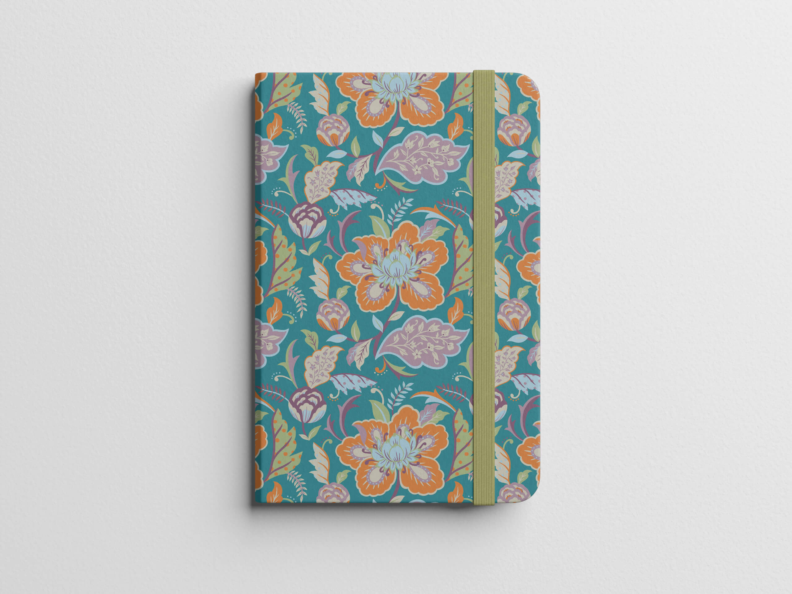 Notebook Mockup #2 by Anthony Boyd Graphics